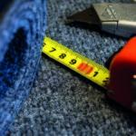 carpet measuring equipment