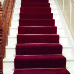 stair rods on carpet